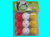 Golf training goods, 10 pks