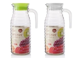 Juice jar 1L 33 oz, 8pks