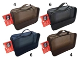Travel case for shirt, 11.8 x 7.9 x 3.9 in,20pks