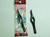 Easy-to-hold tweezers ,10pks