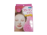 Face mask with collagen, 3 pcs ,10pks