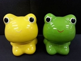 Coin Bank Frog ,18pks