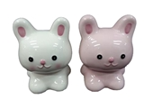 Coin Bank Rabbit ,18pks