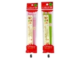 Chopsticks in case, Jolly Rabbit ,12pks