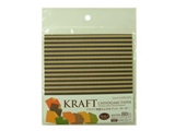 Craft chiyogami, 8 colors x 10, 80 sheets, 20pks