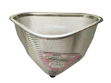 stainless steel Corner Sink Strainer, 10pks