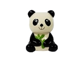 Panda saving box, 4.5  x 3.5 in, 12pks
