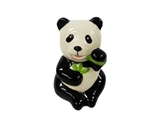 Panda saving box, 4.5 X 3 in, 12pks