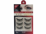 Eyelash value pack 3pairs E02, 10pcs