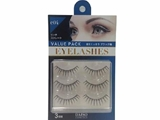 Eyelash value pack 3pairs E04, 10pcs