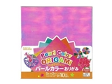 Pearl color origami 10 sheets