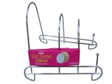 Dish stand for 3 dishes, 7.1 × 5.9 × 6.18 in, 10pks