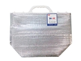 Heat and cooling preservation bag, 15.4 × 11.8 × 5.5 in, 12pks