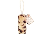 Fluffy taillong leopard-