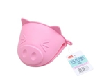 Silicone oven grip mitt Pig