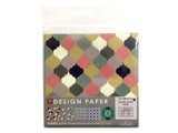 Chiyogami paper, cloth patterns, 20 sheets, 5.9 x 5.9 in, 10pks