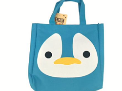 Tote Bag -penguin-, 9.84 x 9.84 x 1.96 in, 18pks