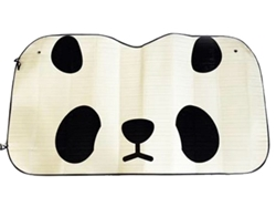 Car sunshade, panda, 57.09 x 30.71 in ,10pks