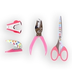Scissors, Staples & Hole Punchers