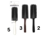 Roll brush for hair dryer