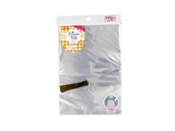 Clear gift bag L