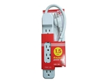 1 5FT 6 outlet power strip   125V 15A 17.7 in