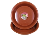 Flower pot tub diameter 7.7 inch No.6 2pcs