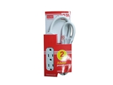 2ft 3 outlet power cord - 125V 13A
