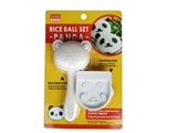 Rice ball maker set-Panda-