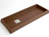 Gardener planter tray 15.2 × 6.3 × 1.2 in