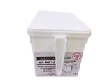 Storage box w/ handle and lid