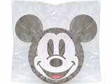 Disney paper bowl, mickey shape, 9.1 x 9.9 x 1.6 in, 10pks