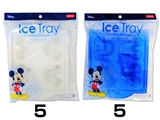 Disney ice tray L, mickey, 2 assort, 5.9 x 7.9 in, 10pks