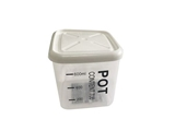 Food container w/ measure