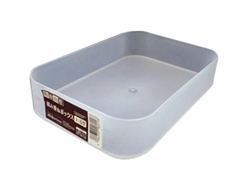 Plastic stacking box L