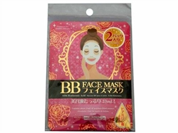 BB face mask with Hyaluronic acid
