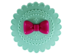 Eyelash case -green-