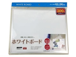Whiteboard with string L14 W11 in.