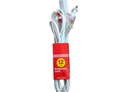 Extension cord 12ft