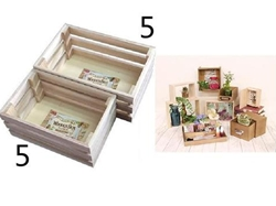 Wooden Box 2 Size Assort 10pks