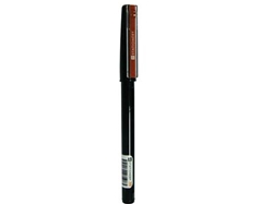 Fine tip gel pen 0.38mm brown