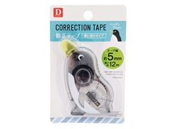 Correction pens/tapes