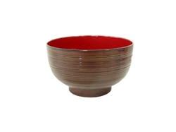 Japanese style soup bowl